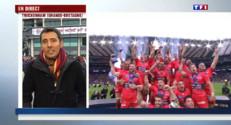 Le 20 heures du 2 mai 2015 : Coupe d'Europe de rugby : triplé historique pour Toulon - 1984.559