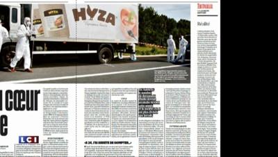 Les Verts, le drame des migrants, la croissance : la revue de presse du 28 août