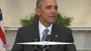 """Libéré des contraintes électorales, Obama souhaite """"fermer le chapitre"""" Guantanamo"""