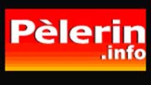 nouveau logo pelerin