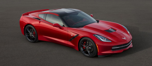 Corvette Stingray 2013