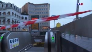 Belgique : alerte maximale à Bruxelles pour risque d'attentat