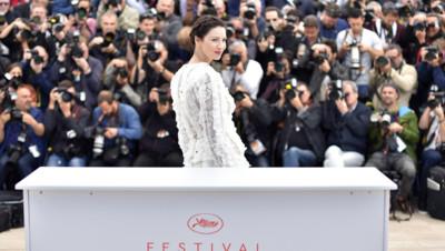 Caitriona Balfe Cannes 2016