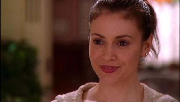 Charmed Phoebe Alyssa Milano