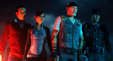 John Malkovich, Rose McGowan, Jon Bernthal et Bill Paxton sont les héros de l'extension de Call of Duty Advanced Warfare