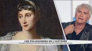 """La petite sœur de Napoléon accro au sexe ? """"Oui !"""", pour Pierre Lunel"""