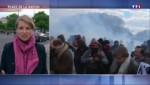 Loi Travail : une manifestation sous les projectiles à Paris, trois policiers grièvement blessés