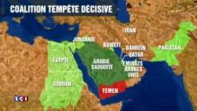 Opération militaire au Yémen : l'Arabie Saoudite soutenue par une large coalition