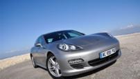 Photo 26 : Essai Porsche Panamera S PDK : l'ère de famille