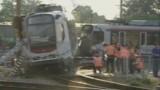 VIDEO. Plus de soixante blessés dans un accident de tram-train à Hong Kong