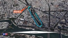 11ème journée de mobilisation mardi contre la loi Travail : le trajet Bastille-Place d'Italie autorisé