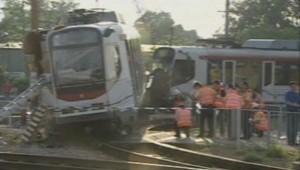 Accident de tramtrain à Hong-Kong
