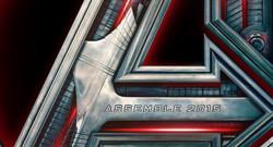 Affiche préventive du film Avengers : l'ère d'Ultron