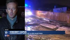 Alpes-Maritimes : des dégâts considérables après les violents orages
