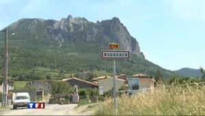 Bugarach, village paisible soi-disant épargné par la fin du monde...