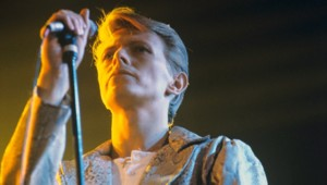 David Bowie en 1978