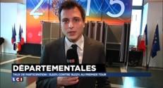 Départementales : l'Essonne de Manuel Valls peine à se mobiliser