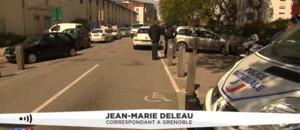 Fusillade à Grenoble : deux mort et un blessé, la piste d'un règlement de compte privilégiée