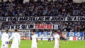Incidents lors du match OM-OL : de la prison ferme pour trois supporters