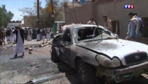 Le 13 heures du 21 mars 2015 : Yémen : un triple attentat suicide revendiqué par l'EI fait au moins 142 morts - 597.3639999999999