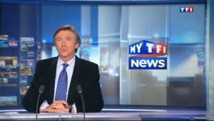 """Le 13 heures du 29 octobre 2013 : TF1 r�ndra mercredi �os questions sur le salon du jeu vid�""""Paris Games Week"""" - 1812.2109306640623"""