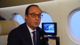 Le 20 heures du 29 octobre 2014 : Les coulisses de l%u2019Elys�: comment Hollande essaie de ne pas s'isoler ? - 1251.0353470458986 avion