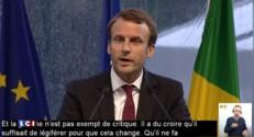 Macron crée la polémique en s'en prenant aux 35 heures
