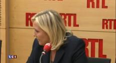"""Marine Le Pen sur son père : """"Sa présence n'est pas souhaitée"""" aux universités d'été du FN"""