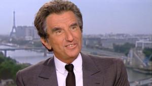 TF1 / LCI Jack Lang sur le plateau du 20h de TF1, le 16 juillet 2007