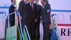 TF1/LCI Visite de Jacques Chirac au Brésil
