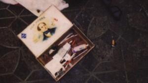 Clichés inédits du lieu où est mort Kurt Cobain