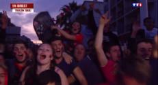 Le 20 heures du 2 mai 2015 : Coupe d'Europe de rugby : ambiance survoltée à Toulon - 2058.572