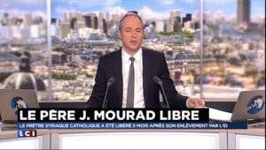Le père Mourad libéré cinq mois après son enlèvement par les jihadistes