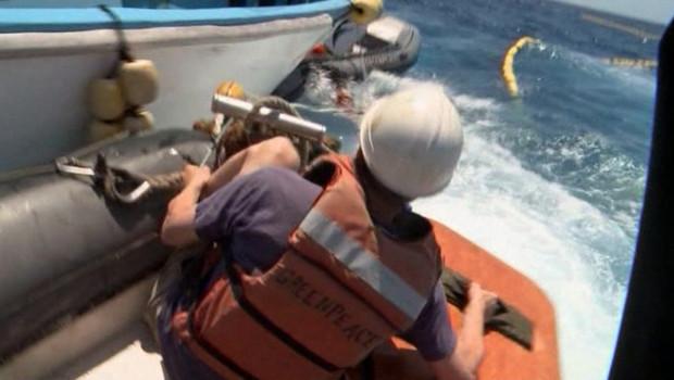 Militant de Greenpeace blessé: que s'est-il passé au large de Malte ?