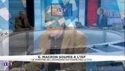 """Macron rattrapé par le fisc : """"C'est une anêrie"""", le journaliste qui a mené l'enquête nie tout complot"""