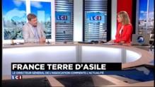 """Migrants en Europe : en France, """"la situation est stable depuis deux ans"""""""