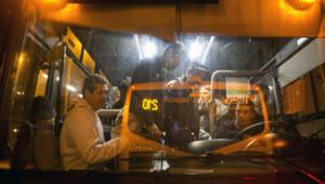 Un bus en Israël