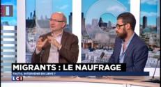 "Eric Fottorino : ""La Libye est devenue un foyer des islamistes"""