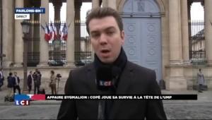 """Fillon demande à Copé de """"se mettre en réserve"""""""
