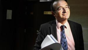 Hervé Mariton, député UMP de la Drôme, maire de Crest.