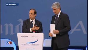"""Impôt sur les exilés fiscaux, un """"leurre"""" pour Hollande"""