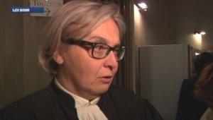 Isabelle Colombani avocate des parties civiles dans l'affaire Régis de Camaret 3/02/2014