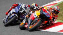Jorge Lorenzo Casey Stoner Moto GP