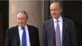 Michel Rocard et Alain Juppé président la commission sur le grand emprunt