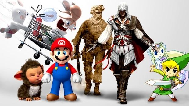 2009, grand cru pour le jeu vidéo