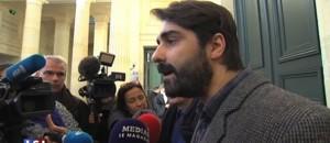 """Affaire Bettencourt : """"La conscience tranquille"""", les cinq journalistes veulent des explications"""