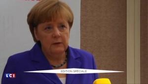"""Attentat de Nice : """"C'était un jour de fierté qui s'est transformé en jour de deuil"""", déclare Merkel"""