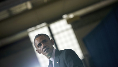 Barack Obama, le 31/10/14