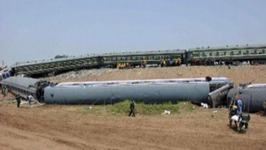 Collision trains Chine