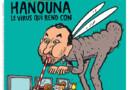 Cyril Hanouna en une de Charlie Hebdo